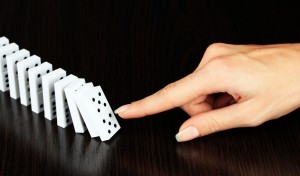 Advocacy creates a domino effect.