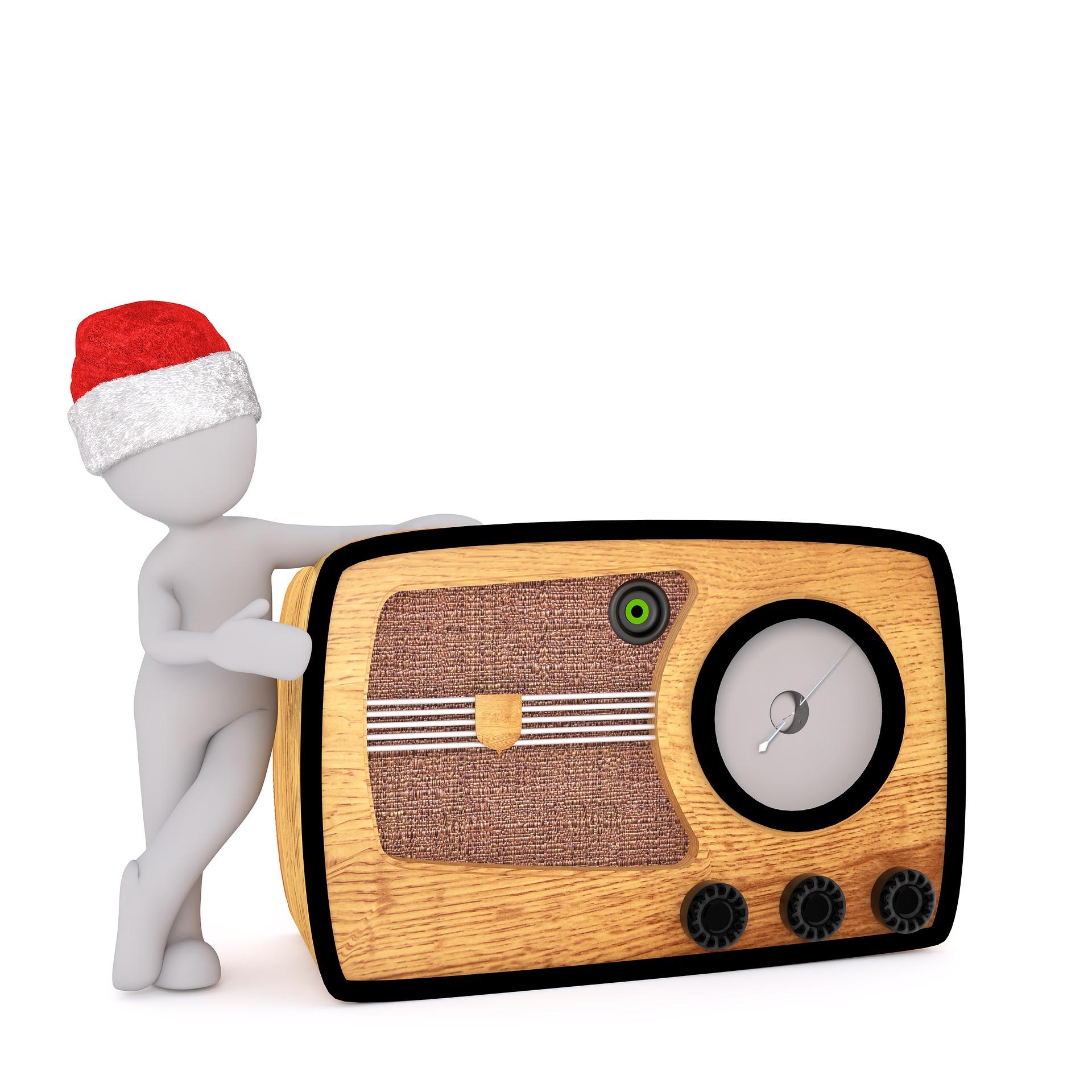 santa-hat-radio
